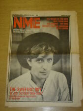 NME 1982 SEP 4 GREGORY ISAACS THE WHO MEAT PUPPETS
