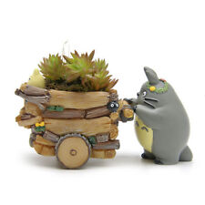 My Neighbor Totoro Mini Flower Pot DIY Planter Bonsai Box Home Garden Yard Decor