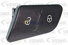 VEMO Front Black Switch Door Lock System Fits VW Passat Variant B6 3C0962125