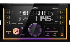 JVC KW-X830BTS Double 2 DIN Media MP3 Player Spotify Pandora SiriusXM Bluetooth