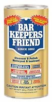 Bar Keepers Friend Cleaner 12oz Multi Surface Cleanser Powder