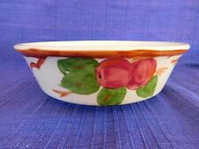 "Franciscan Apple 8"" ROUND VEGETABLE SERVING BOWL have more items ENGLAND"