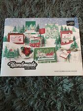Stampin Up 2020 Autumn Winter Christmas Mini Catalogue