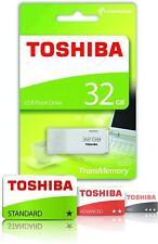 Toshiba 32 GB TransMemory U202 USB2 White