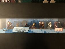 2011 Disney Store Marvel Modern X-MEN 7 Piece Figurines Unopened and New in Box!