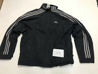 """ADIDAS Lightweight Jacket in Blue S Small Chest 36/38"""" (169)"""