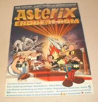 A1 Filmplakat ,ASTERIX EROBERT ROM, ZEICHENTRICK