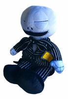 Nightmare Before Christmas Jack Skellington Plush Pal Style D 2007 NECA