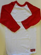 "NOS Vtg '80's Rawlings Baseball Undershirt Jersey Size Small USA 32"" Chest Nice!"