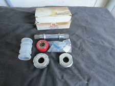 New Campagnolo Record 111Mm Bottom Bracket English Super Aluminum Cups Threads c