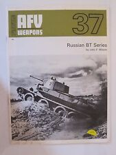 AFV Weapons Profile No. 37: Russian BT Series - 24 pages, Color Profiles