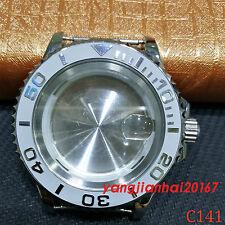41mm Bliger SS Watch Case Fit ETA 2836DG2813/3804Miyota 8205/8215 Movement C141