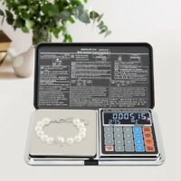 LCD Electronic Balance Kitchen Jewelry Weight Digital Pocket Scale 500g/0.01g