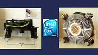 Core i5 CPU Cooling Fan for Intel Core i5 600 i5 700 Series Socket LGA115X - New
