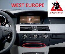 Bmw Professional 2019 Road Map Europa Navigation Navi DVD1 + Blitzer E60 E70 E90