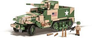 COBI 2535 M3 Pistolenmotorwagen Building Bricks Blocks Construction Toys