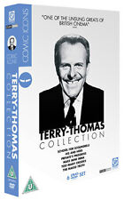 TERRY-THOMAS COLLECTION  - DVD - REGION 2 UK