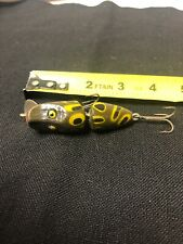 Vintage Jointed River Runt Fishing Lure