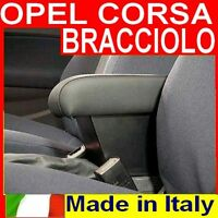 BRACCIOLO per OPEL CORSA E 2015-2019  mittelarmlehne -armrest für -