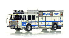 E-ONE NYPD ESS 11 - SPECIAL EVENTS - BROOKLYN 1/50 Fire Replicas FR0066-11