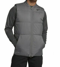 Nike Men's Reversible Gunsmoke Insulated Golf Vest (932303-036) Sizes S/M/L/XL