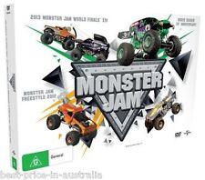 MONSTER JAM Collector's Set DVD TV SERIES SPORT BRAND NEW SEALED WORLD FINALS R4