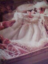 CROCHET PATTERN  ~ Heirloom baby dress     INSTRUCTIONS