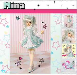 Volks Super Dollfie SDC girl Mina HTD Osaka 8 after limited 2014 Used items