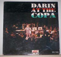 Bobby Darin - Darin At The Copa - Original 1960 Atco Mono LP Record Album