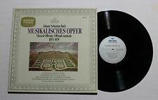 BACH Musikalisches Opfer BMV 1079 LP Archiv Produktion 198-320 GM NM- 6H