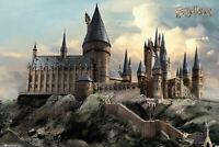 Harry Potter - Hogwarts - Day - Film Kino Movie Poster - 91,5x61 cm
