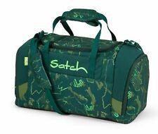 satch Sportbag Sporttasche Tasche Green Compass Grün Neu