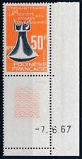 [39984] Polynesia 1967 Good stamp Very Fine MNH