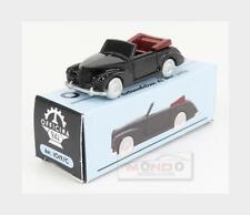 1:76 OFFICINA-942 Fiat 1100B Cabriolet 1948 Black ART1019C