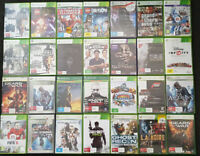 Xbox 360 Games - Lego, NBA, FIFA, F1, GTA, Call of Duty, Halo, Minecraft, Marvel