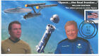JVC CACHETS -2021 WILLIAM SHATNER OLDEST PERSON TO REACH SPACE EVENT FDC MPP CAN