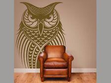 "Owl Bird Vinyl Wall Decal Home Decor 20x30"""