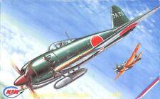 MPM 1:72 Mitsubishi A7M2 Reppu Plastic Aircraft Model Kit #72118