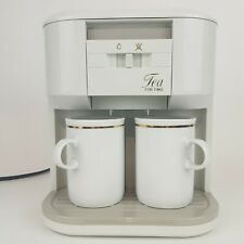 Philips Tea for Two Vintage Retro For Bags Loose Tea Wall Mount HD5187 1984