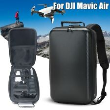 For DJI Mavic Air Combo Drone Waterproof Backpack Shoulder Bag Carrying Case Box