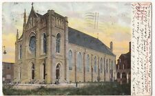 USA; New Jersey, St Joseph's Roman Catholic Church, Paterson PPC, 1905 PMK