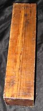 OLIVEWOOD TURNING BLANKS 3X3X12- 1PC W/FREE SHIPPING-EXOTIC WOOD-PEPPER MILLS