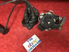 1998-2001 Nissan Altima 2.4L V4 OEM Ignition Distributor Cap Assembly & Wire Set