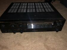New ListingVintage Nakamichi Sr-2A Stereo Receiver Stasis Amplifier Made Japan