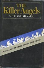 Michael Shaara  -  The Killer Angels.  3rd. Print.  VG+/NearFine Tough!