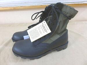US GI Vietnam Mash Dschungelstiefel Tropen Stiefel Oliv Gr.11 Jungle Boots M64