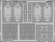 EDUARD 48924 Air Brakes for KittyHawk Kit Su-17M3/M4 in 1:48