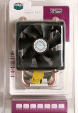 VENTOLA DISSIPATORE CPU COOLER MASTER HYPER TX3 LGA INTEL 775 AMD 1156 3 PIN FAN