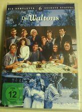 Dvd Die Waltons Die komplette 6 Sechste Staffel 7 CDs