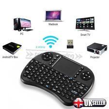 2.4G Mini Wireless Touchpad Keyboard For KODI Android Smart TV Box PC UK SELLER